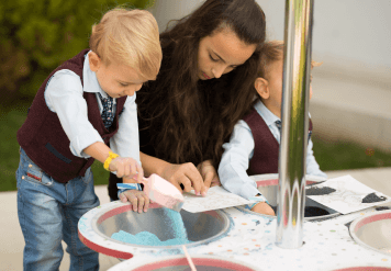 Sand Art Activity Job Opportunities